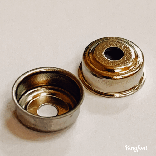 """Kingfont's custom Precision Stamping Parts Using """"Drawing"""" Technology"""