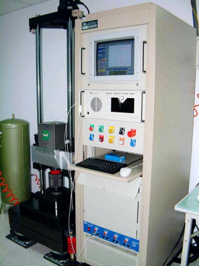 Physical Shock Tester