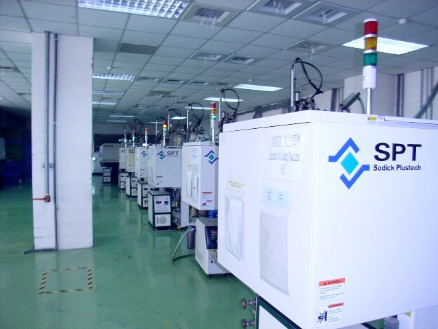 Injection Machines-Sodick Plustech