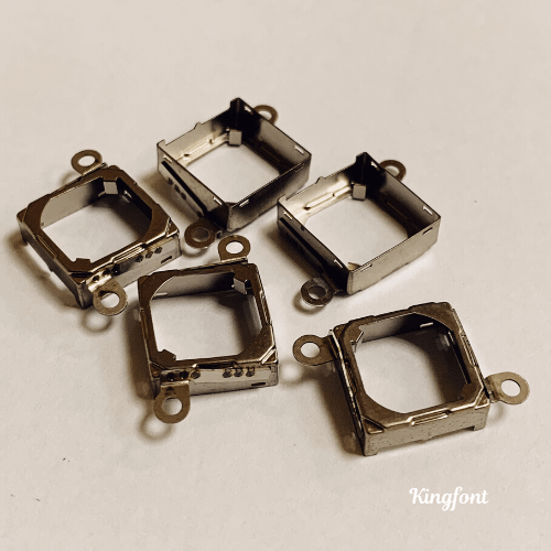 "Kingfont's custom Precision Stamping Parts Using ""Drawing"" Technology"